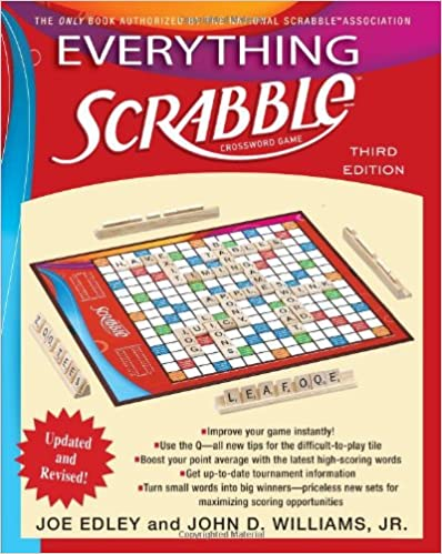\FREE\ Everything Scrabble: Third Edition. susreti betalen Friend Finnegan Sumate contact explora tickets