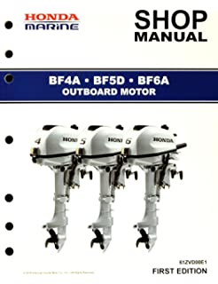 Amazon honda bf50 bf5 marine outboard service repair shop honda bf4 bf5 bf6 marine outboard service repair shop manual publicscrutiny Images