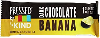 product image for KIND, PRESD BAR, DRK Choc Banana, Pack of 12, Size 1.34 OZ - No Artificial Ingredients Dairy Free Gluten Free Wheat Free Yeast Free