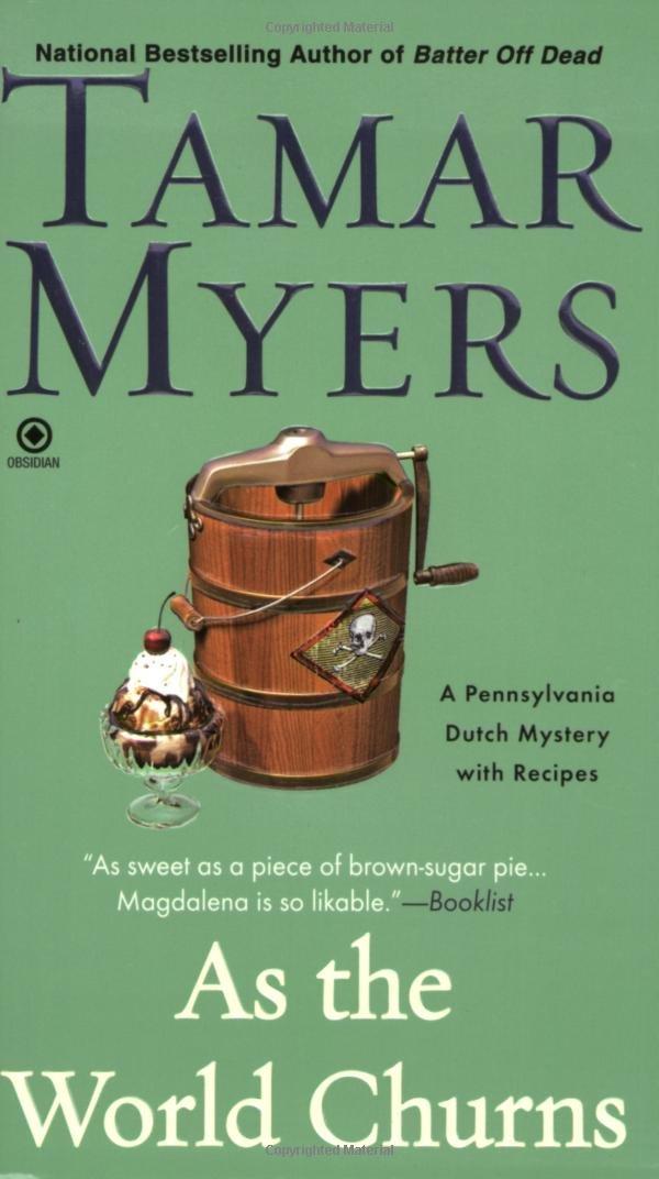 Download As the World Churns: A Pennsylvania Dutch Mystery ebook