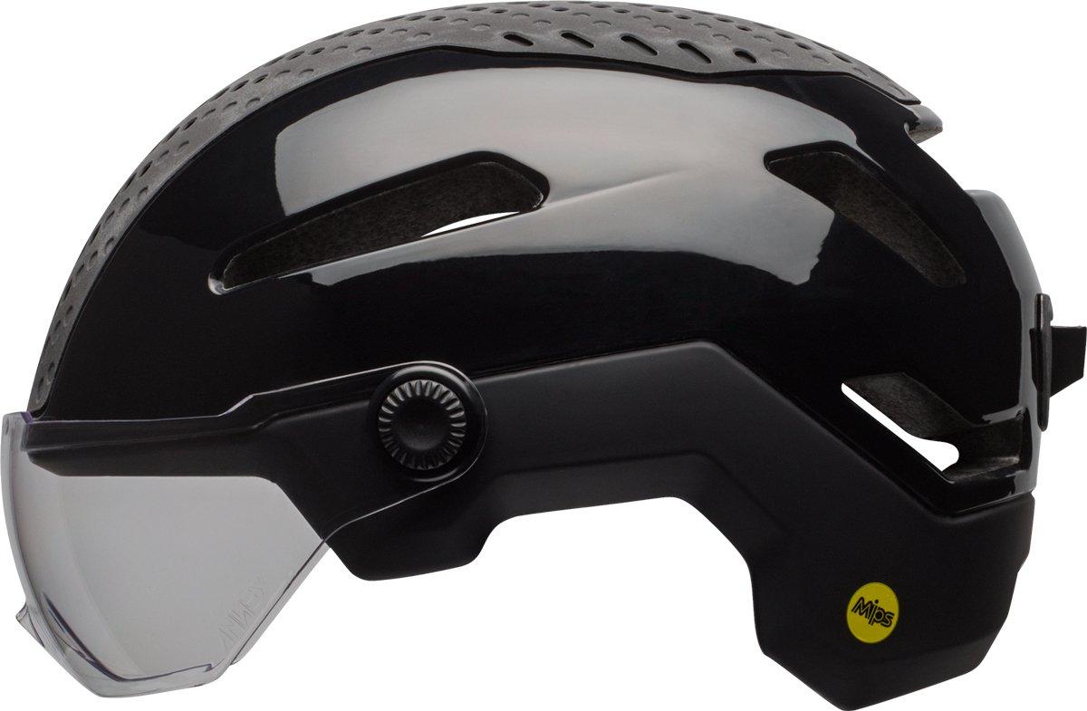 BELL Annex Shield MIPS Fahrrad Helm schwarz 2017