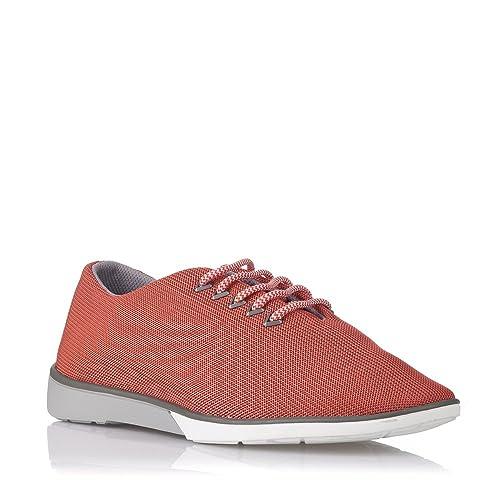 Muroexe Muro exe Zapatos Atom Chroma Coral Grey: Amazon.es: Zapatos y complementos
