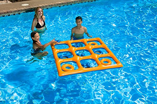 616nRsRGHZL - Poolmaster Tic Tac Toe Game