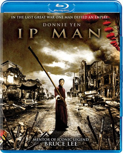 Blu-ray : Ip Man (Dubbed, , AC-3, O-Card Packaging, 2 Disc)