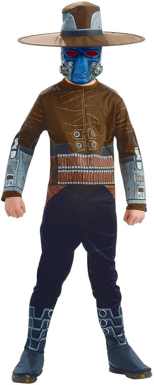 Star Wars CAD Bane para niño Halloween de carnaval de disfraz de ...