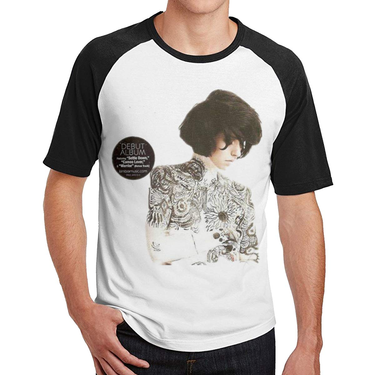 Comfort Raglane Shirts With Kimbra Vows Design