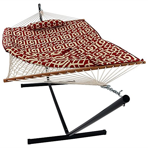Buy 2 person hammock with stand