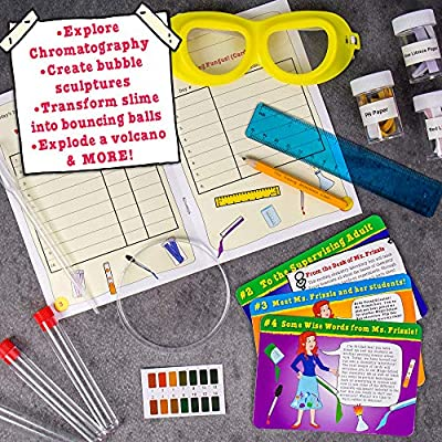 The Magic School Bus - Chemistry Lab: Toys & Games