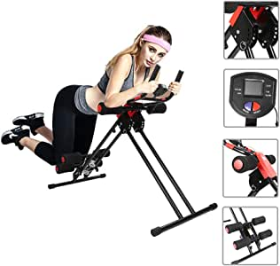 LIBINA Máquina de Entrenamiento Abdominal Shaper Fitness Machine ...