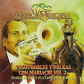 Amazon.com: Pasos Dobles y Polkas Vol.2: Mariachi de Pepe