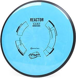 MVP Disc Sports Neutron Reactor Disc Golf Midrange (Colors May Vary)