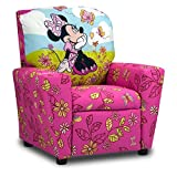 Kidz World Disney's Minnie Mouse Kids Recliner Cuddly Cuties 554652, All Patterns