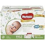 Huggies Natural Care Plus Wipes