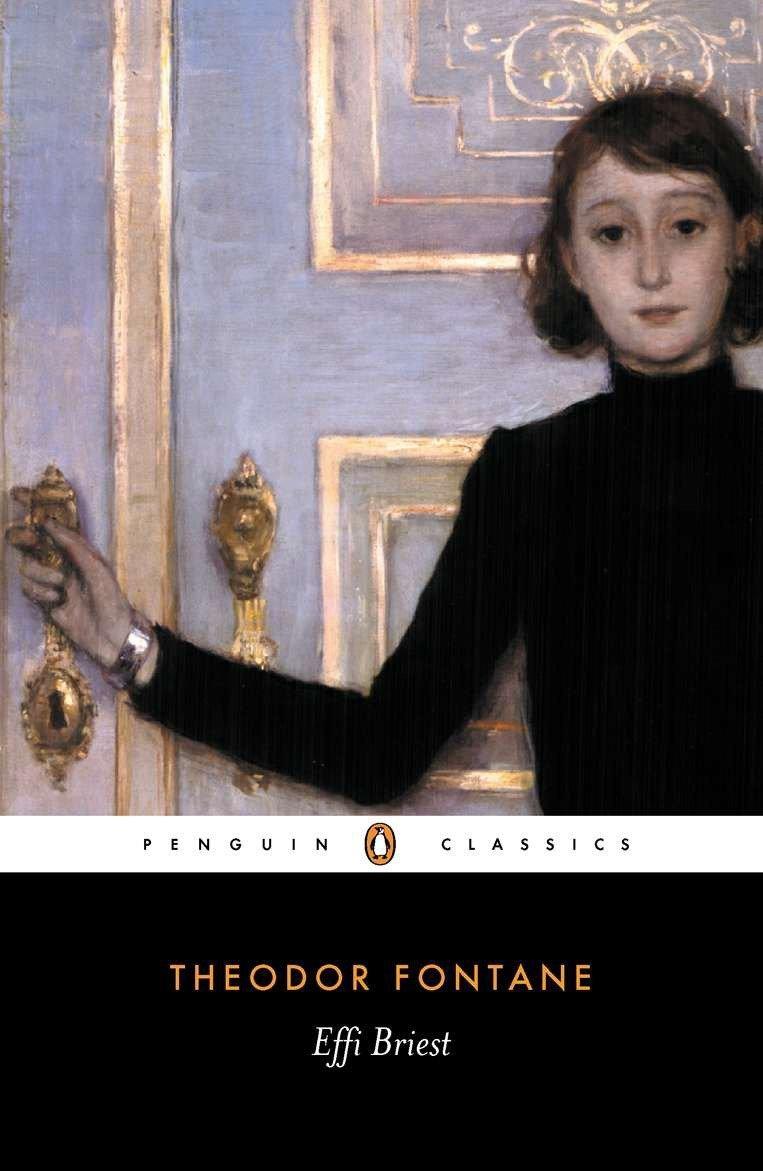 Effi Briest Penguin Classics Theodor Fontane Hugh Rorrison