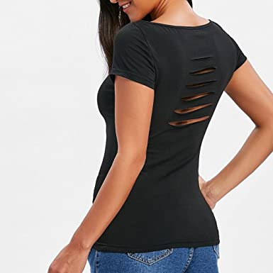 5a9482a86607 Amazon.com  Paymenow Tops for Women Solid