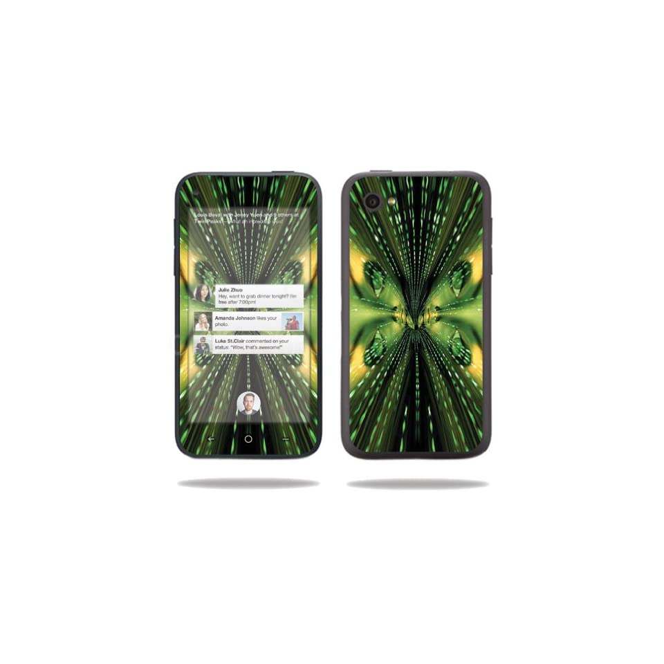 MightySkins Protective Vinyl Skin Decal Cover for HTC First Cell Phone Sticker Skins Matrix Electronics