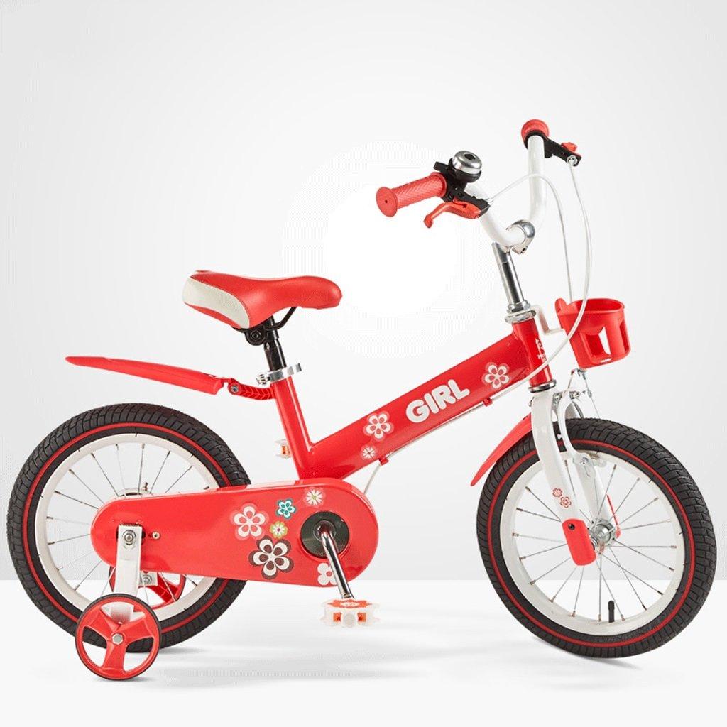 DGF 子供用自転車自転車自転車210歳の子供用自転車 (色 : B, サイズ さいず : 16 inches) B07F2ZH71G 16 inches|B B 16 inches
