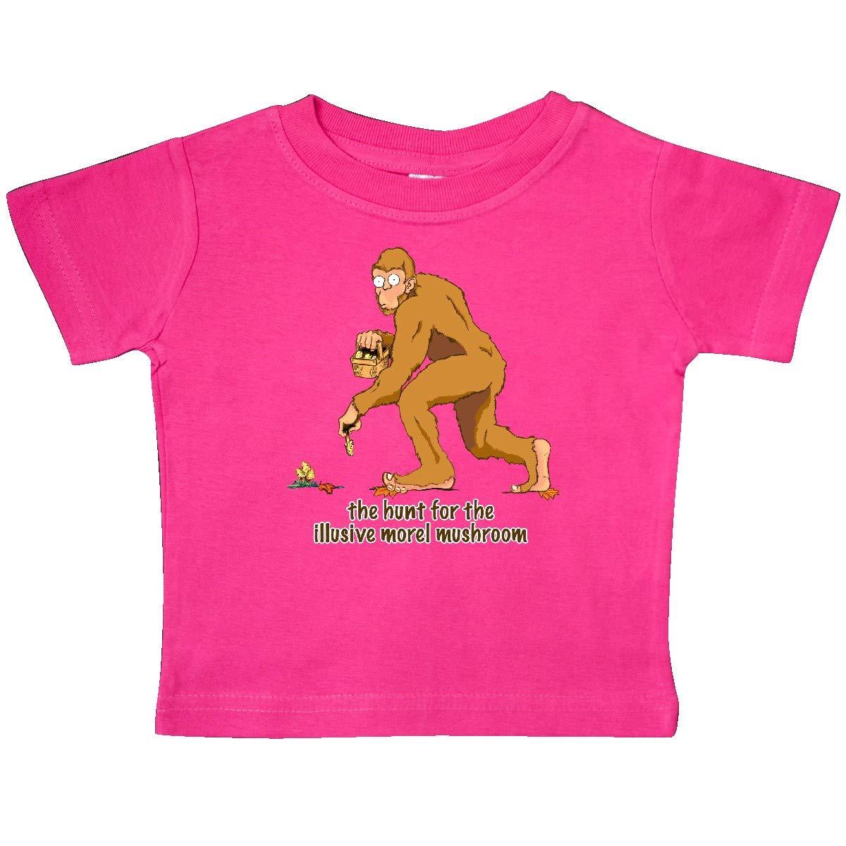 inktastic Illusive Prey in Color Baby T-Shirt