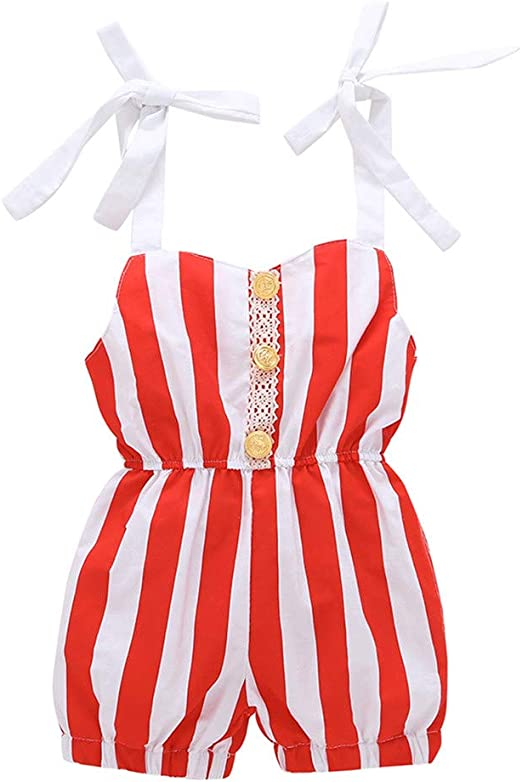 Cute Dancing Unicorn Baby Boys Girls Jumpsuit Overall Romper Bodysuit Summer Clothes White
