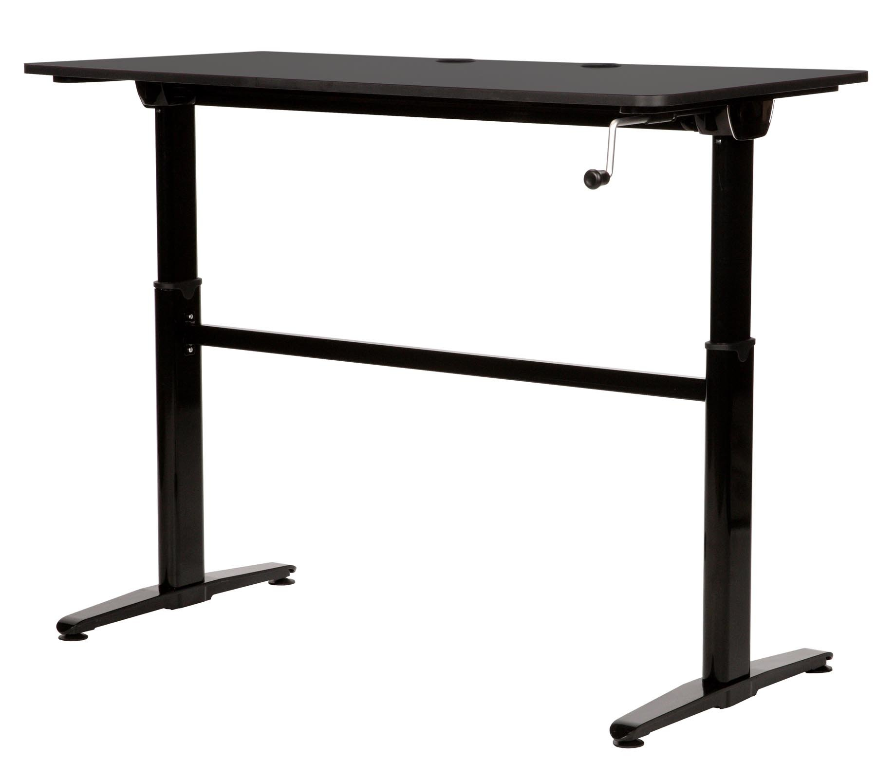 Cool-Living Stand Up Desk made of Light Weight Aluminum