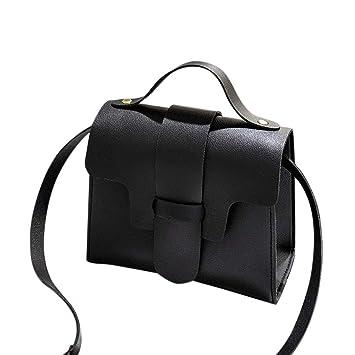 6f594cb76ba7 Amazon.com: Sentmoon DesignerWomen'S Fashion Solid Color Shoulder ...