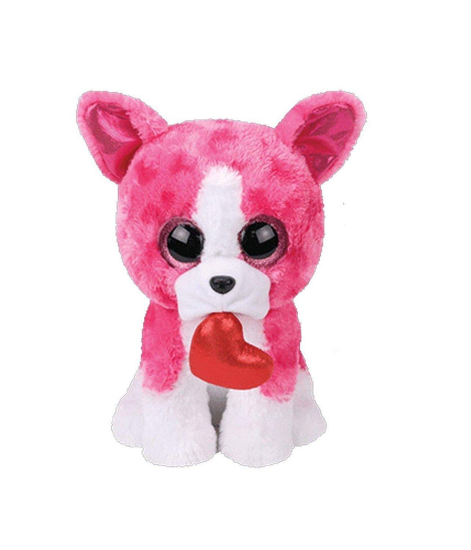 38f662eb0c0 Ty Beanie Boo - 36864 - Romeo the Dog 15cm  Amazon.co.uk  Toys   Games