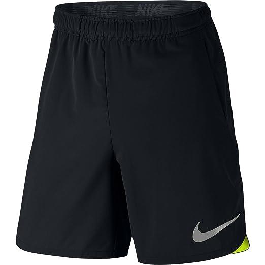 3b5cf609efaef Nike Men's 8'' Flex Max Repel Vented Shorts 833322-010 Black/Dust at ...