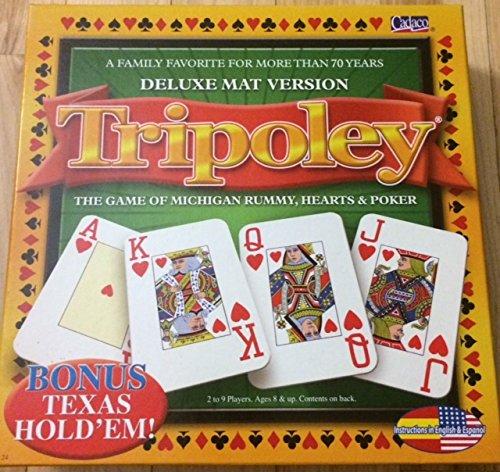 Cadaco Tripoley Deluxe Mat