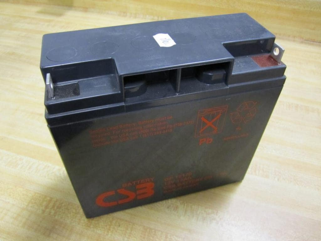 Csb battery - 12v 17ah csb gp12170 batería de Plomo - gp12170