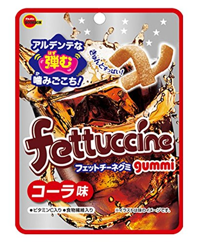 fettuccine gummi