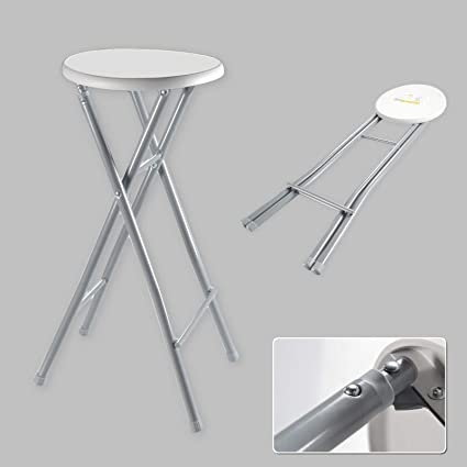 Silla de bar taburete XL - Taburete plegable Bar Silla ...