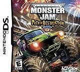monsters inc ds - Monster Jam 3: Path of Destruction - Nintendo DS