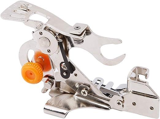 Prensatelas para máquina de coser ZALING con volantes para todo ...