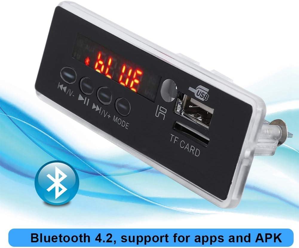 Tonysa 12v Bluetooth 4 2 Mp3 Decoder Board Mp3 Elektronik