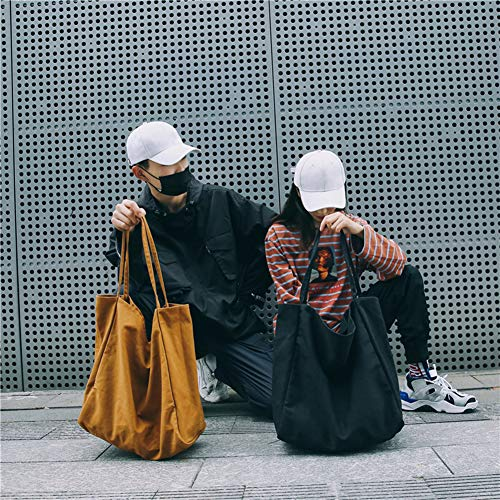 Feida De Al Para Lona Mujer Hombro Negro Bolso g7xtSqrwg