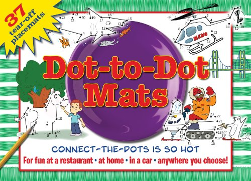 Dot-to-Dot Mats for Kids