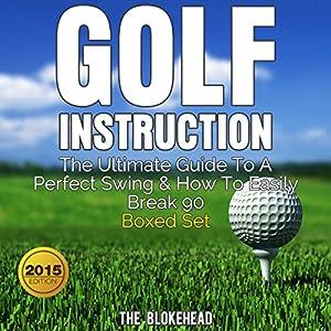 Golf Instruction Audiobook
