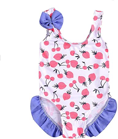 NEW GIRLS PLUS ONE PIECE SWIMSUIT WITH MATCHING SHORTS SIZE 20 1//2 20.5
