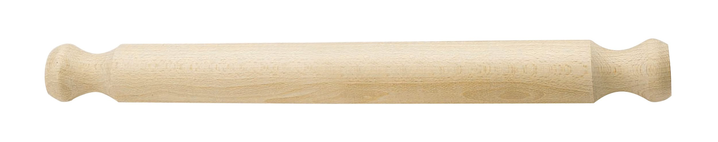 40cm Beech Wood Solid Rolling Pin