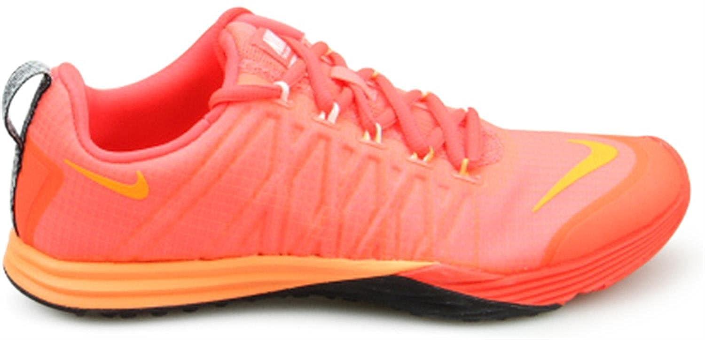 4baf060f6624 Nike Womens Lunar Cross Element Hot Lava Bright Crimson Black Citrus  653528-801 Size 7  Amazon.co.uk  Shoes   Bags