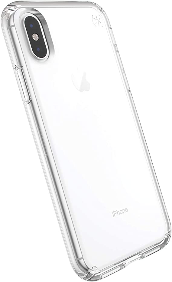 Amazon.com: Speck Presidio - Carcasa para iPhone Xs/X ...