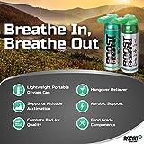 Boost Oxygen Menthol Eucalyptus Portable Oxygen