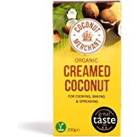 Crema de Coco Orgánica Coconut Merchant 200g (Paquete