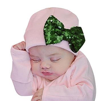 Amazon.com   Newborn Baby Hat Cap Beanie 2620f34fb3d2