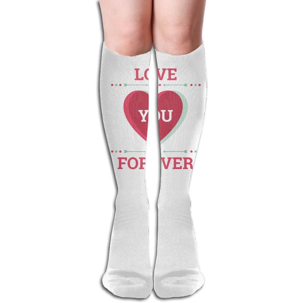 Love You Forever Mens Beach Shorts Elastic Waist Pockets Lightweight Swimming Board Short Quick Dry Short Trunks