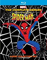 The Spectacular Spider-Man: The Complete Series [Blu-ray] from Sony Pictures Home Entertainment