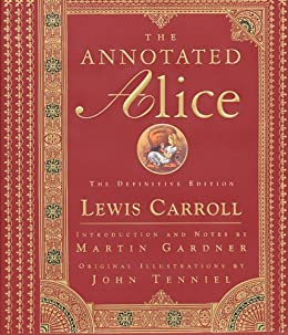 Amazon the annotated alice the definitive edition the the annotated alice the definitive edition the annotated books by carroll fandeluxe Epub