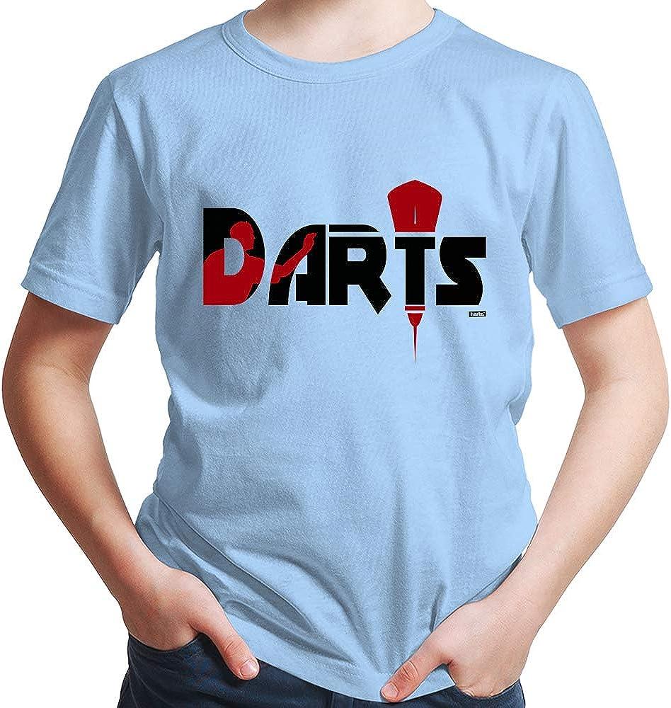 HARIZ – Camiseta de Dardos Darter Silhouette Dart Darten ...