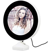 Gifts mart | 2 in 1magic Mirror and Photo Frame with led Light