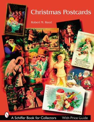 Christmas Postcards by Robert M Reed (2007-10-01)